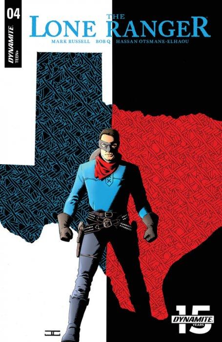 The Lone Ranger #4
