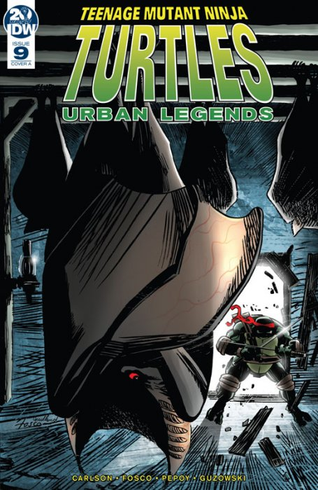 Teenage Mutant Ninja Turtles - Urban Legends #9