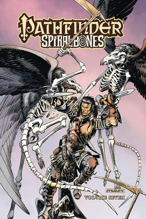 Pathfinder Vol.7 - Spiral of Bones