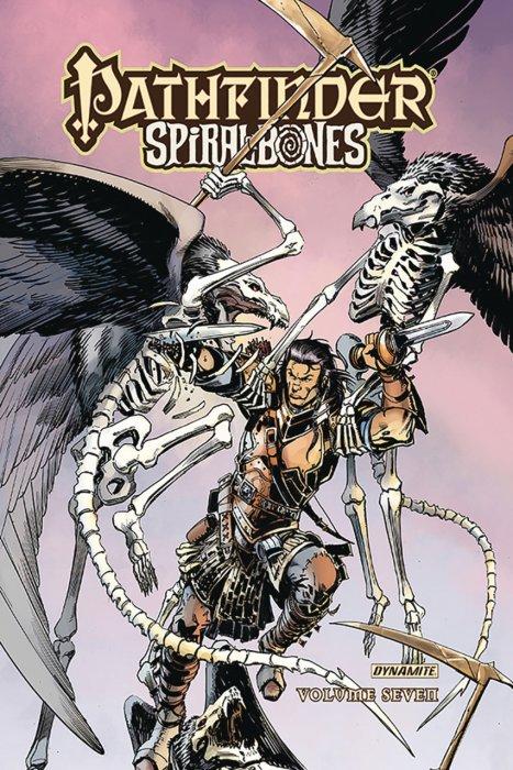 Pathfinder Vol.7 - Spiral of Bones