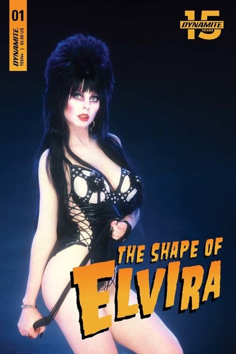 Elvira - The Shape of Elvira #1