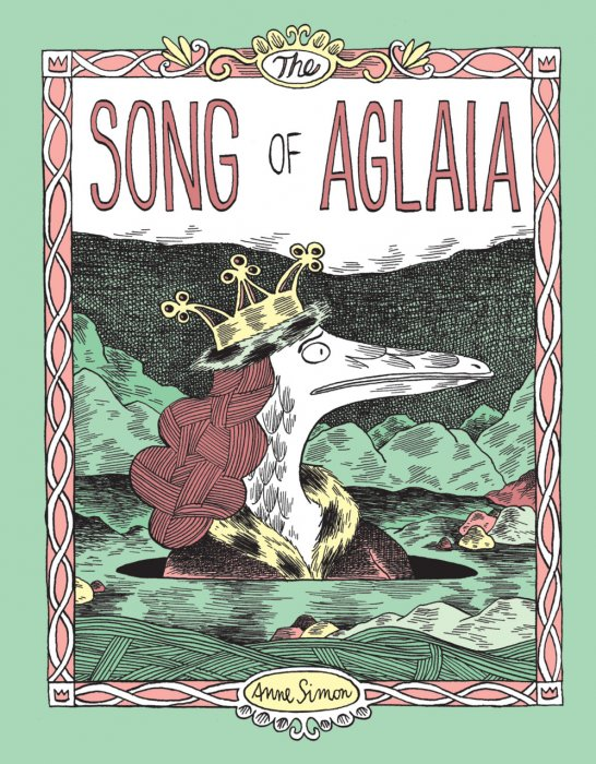 The Song of Aglaia #1 - HC
