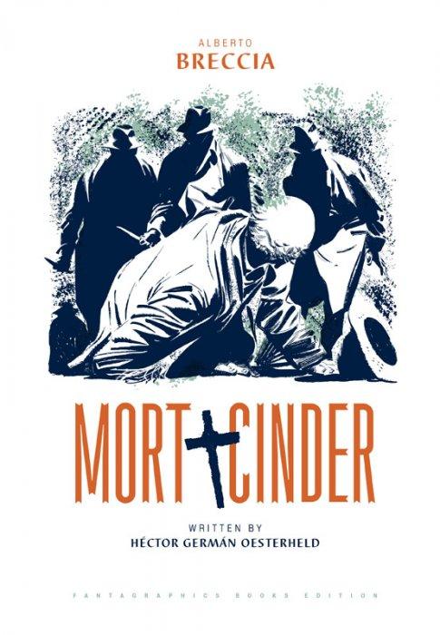 Alberto Breccia Library Vol.1 - Mort Cinder