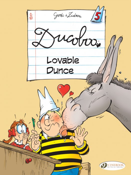 Ducoboo #5 - Lovable Dunce