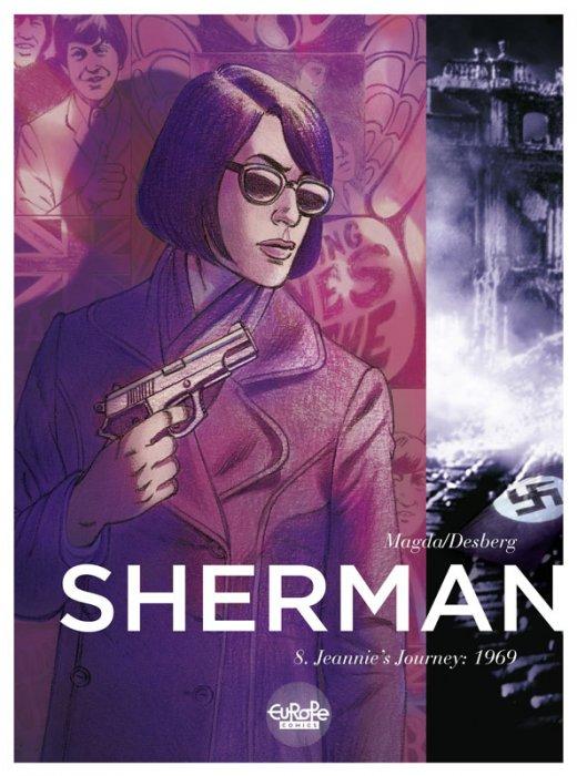 Sherman #8 - Jeannie's Journey: 1969
