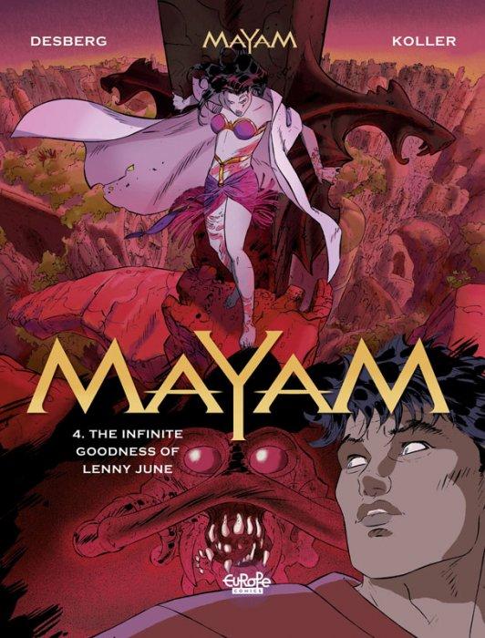 Mayam #4 - The Infinite Goodness of Lenny June