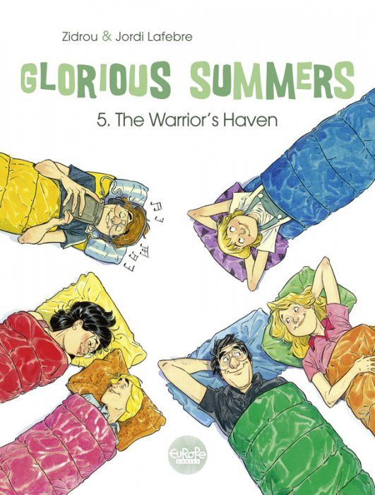 Glorious Summers #5 - The Warrior's Haven