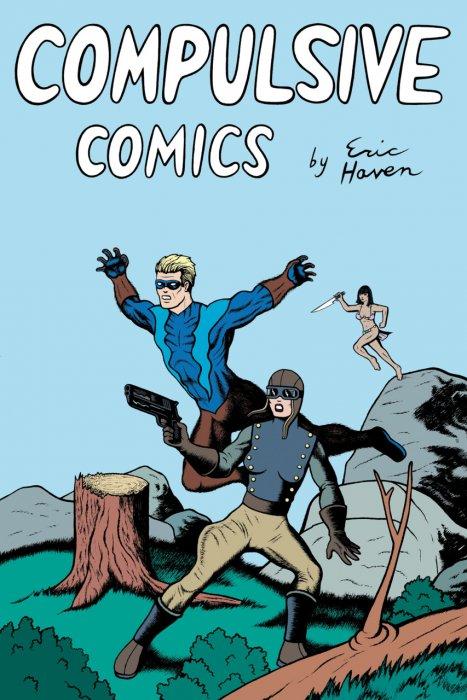 Compulsive Comics #1 - GN