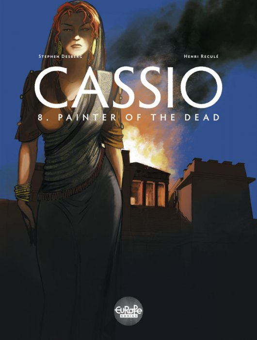 Cassio #8 - Painter of the Dead