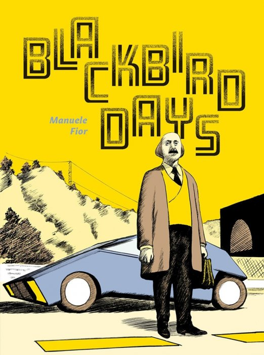 Blackbird Days #1 - HC