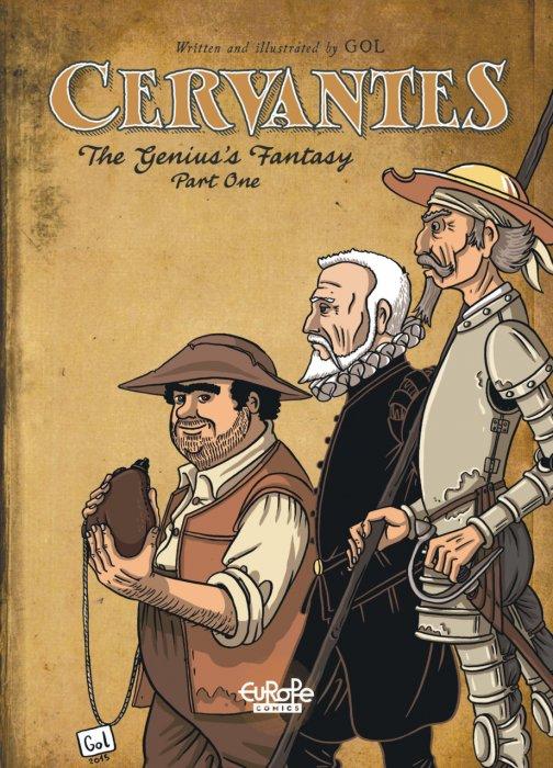 Cervantes #1 - The Genius's Fantasy