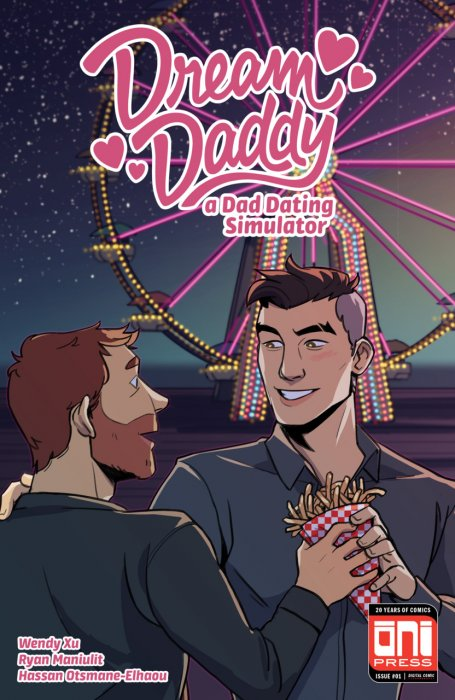 Dream Daddy #1-5 Complete