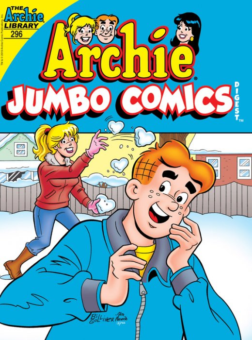 Archie Comics Double Digest #296