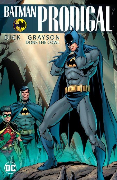 Batman - Prodigal #1 - TPB