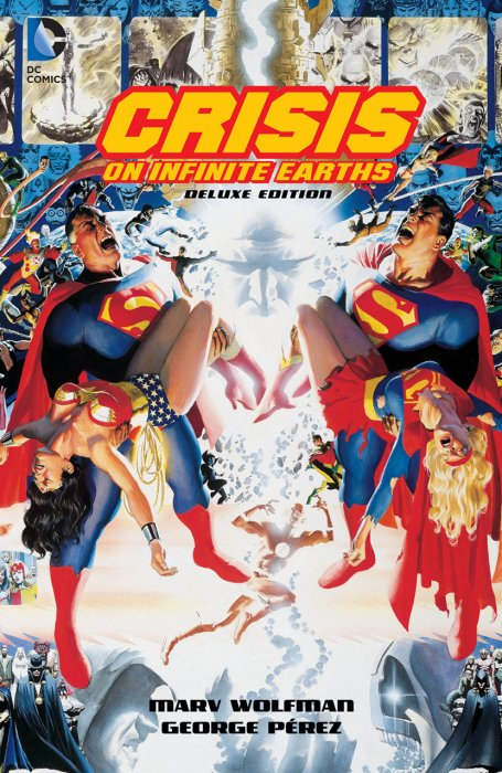 Crisis on Infinite Earths 30th Anniversary Deluxe Edition #1 - HC