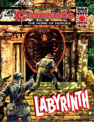 Commando #5199-5202