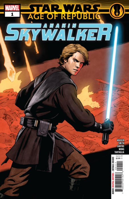 Star Wars - Age Of The Republic - Anakin Skywalker #1