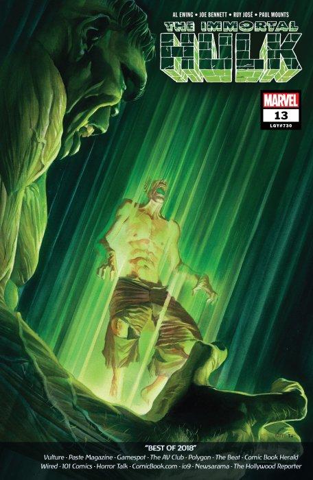 Immortal Hulk #13