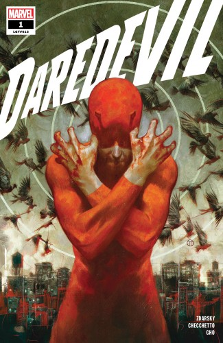 Daredevil #1 - Director's Cut