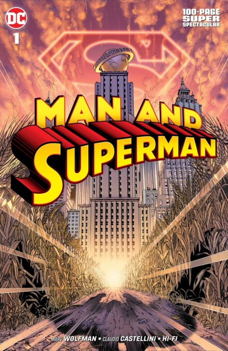 Man and Superman 100-Page Super Spectacular #1