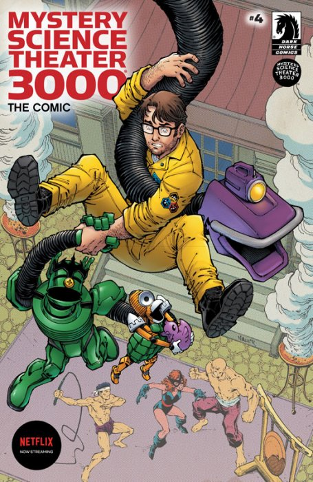 Mystery Science Theater 3000 The Comics Ashcan Edition #4