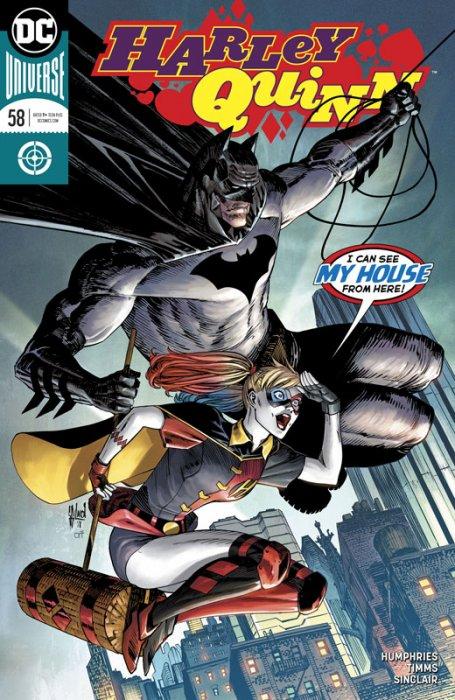 Harley Quinn #58