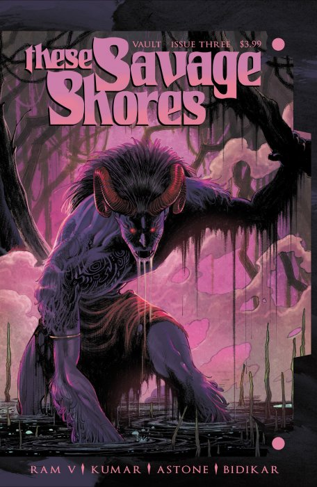 These Savage Shores #3