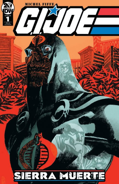 G.I. Joe - Sierra Muerte #1