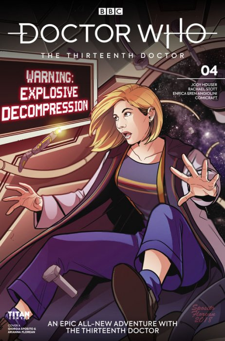 Doctor Who - The Thirteenth Doctor #4