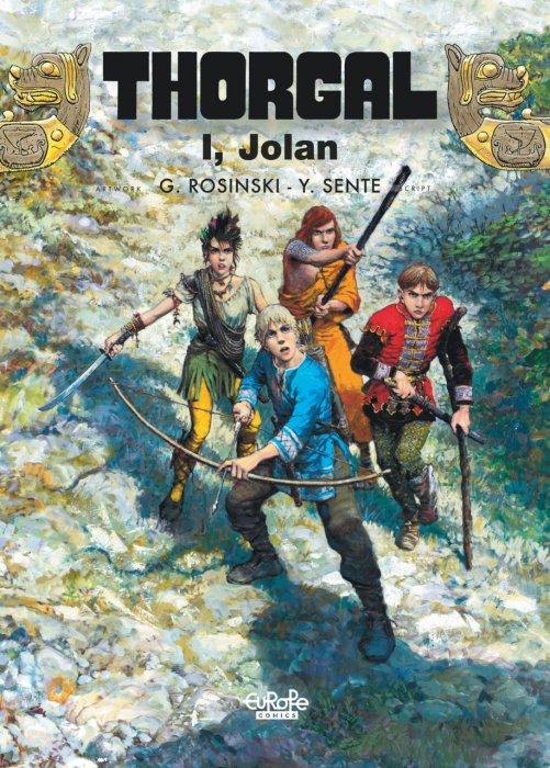 Thorgal #22 - I, Jolan