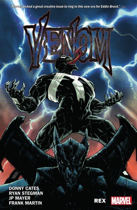 Venom Vol.1 - Rex