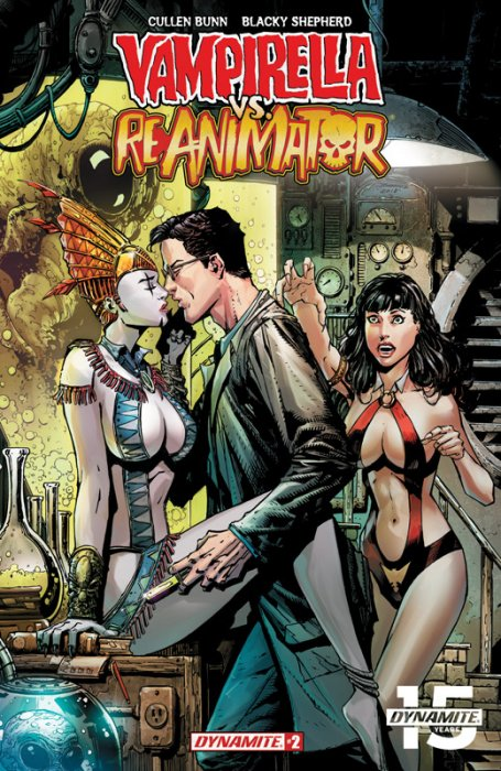 Vampirella vs Reanimator #2
