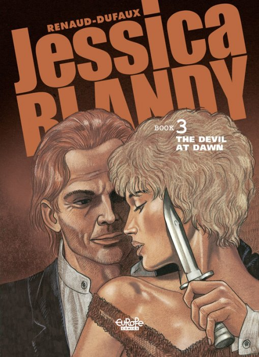 Jessica Blandy #3 - The Devil at Dawn