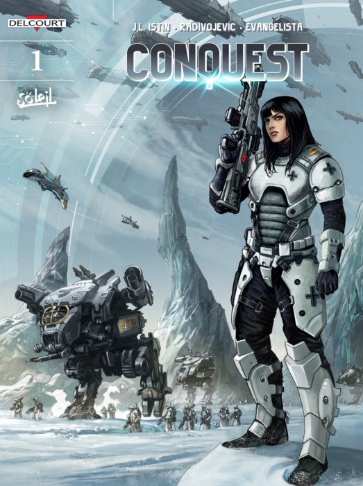 Conquest #1 - Icelandia