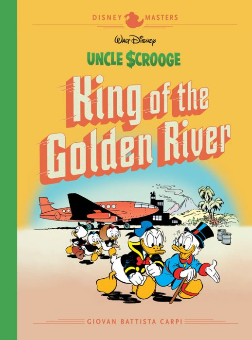 Disney Masters Vol.6 - Uncle Scrooge - King of the Golden River