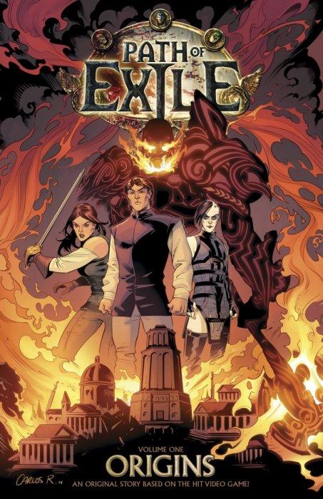 Path of Exile Vol.1 - Origins