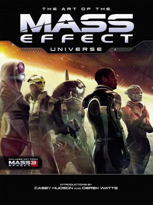 The Art of the Mass Effect Universe #1 - HC