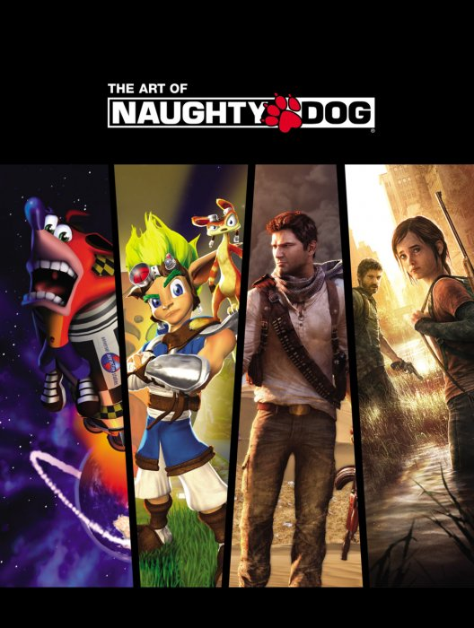 The Art of Naughty Dog #1 - HC