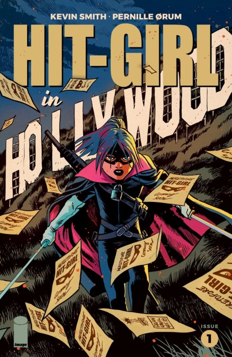 Hit-Girl Season 2 #1