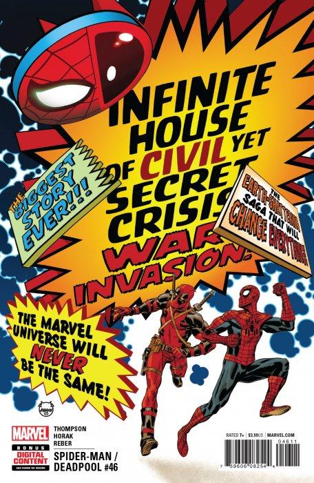 Spider-Man - Deadpool #46