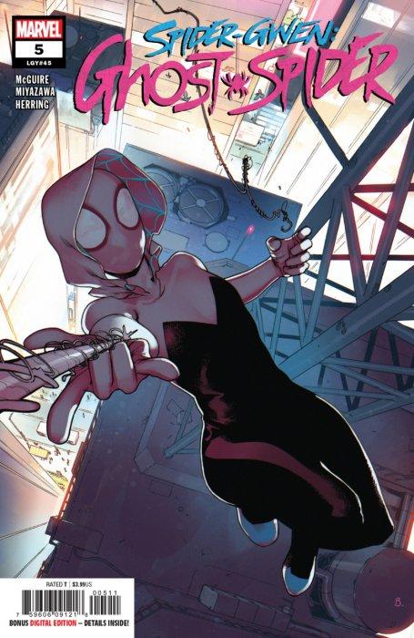 Spider-Gwen - Ghost-Spider #5