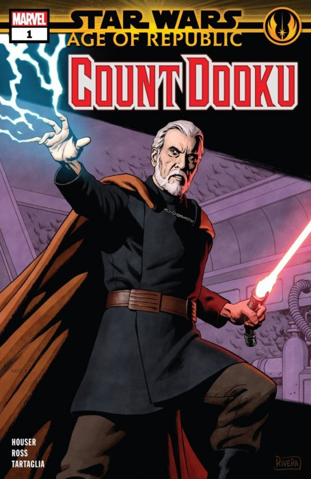 Star Wars - Age Of The Republic - Count Dooku #1