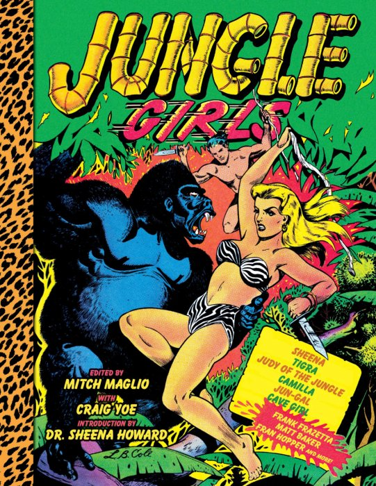 Jungle Girls #1 - HC