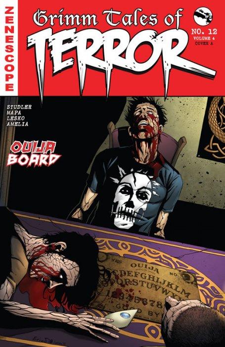 Grimm Tales of Terror Vol.4 #12