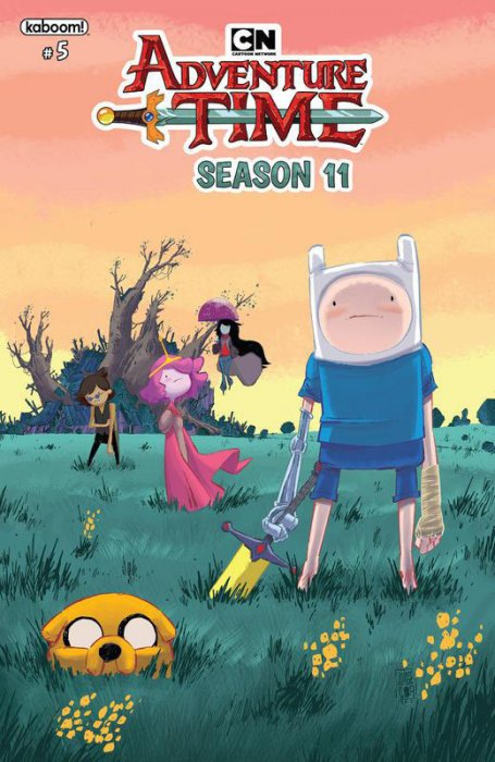 Adventure Time - Season 11 #5