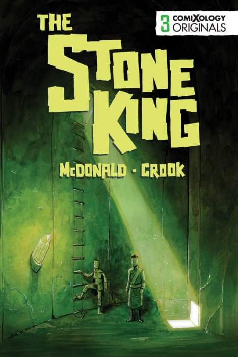 The Stone King #3