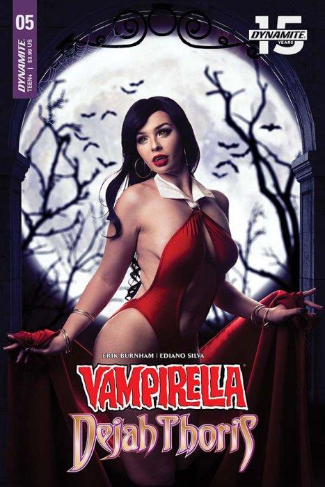 Vampirella - Dejah Thoris #5