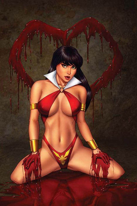 Vampirella - Valentine's Day Special #1