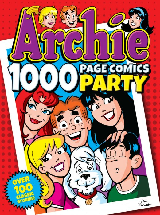 Archie 1000 Page Comics Party #1 - TPB