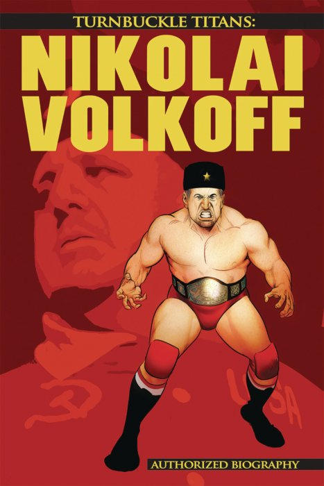 Turnbuckle Titans - Nikolai Volkoff #1